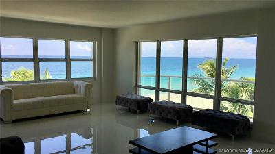 Fort Lauderdale Condo For Sale: 3400 Galt Ocean Dr #202S