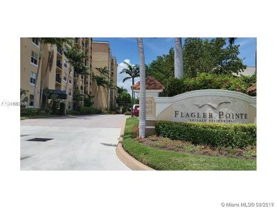 West Palm Beach Condo For Sale: 1803 N Flagler Dr #312