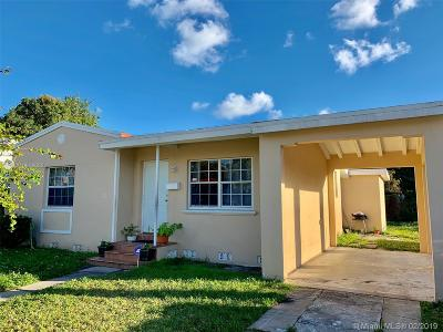 Miami Single Family Home For Sale: 780 NW 47th St