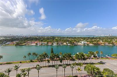 Miami Beach Condo For Sale: 5161 Collins Ave #1718