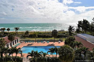 Miami Beach Condo For Sale: 2457 Collins Ave #505