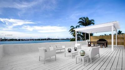 Miami Beach Single Family Home For Sale: 1565 Cleveland Rd