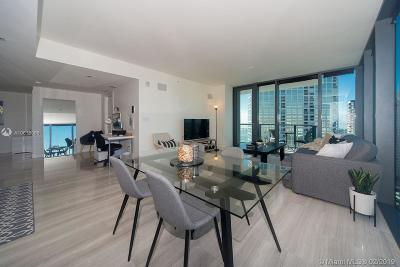 Miami Condo For Sale: 1451 Brickell Ave #2204