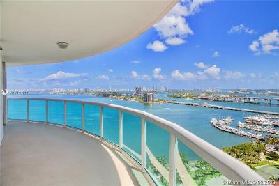 Condo For Sale: 1800 N Bayshore Dr #2101