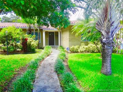 Coral Gables Single Family Home For Sale: 333 Malaga Ave