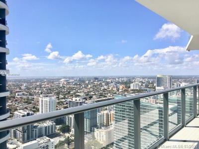 Sls Brickell Residences, Sls, Sls Brickell, Sls Brickell Condo Rental For Rent: 1300 S Miami Ave #4709