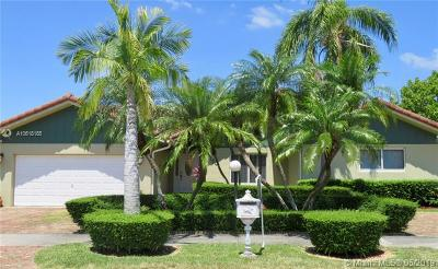 Miami Single Family Home For Sale: 3160 SW 139th Ave