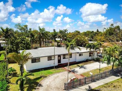 Miami Single Family Home For Sale: 8580 SW 124th St