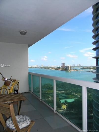 Condo For Sale: 1800 N Bayshore Dr #1214