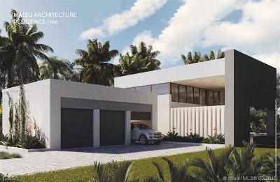 Weston Single Family Home For Sale: 16673 S Botaniko Dr S