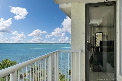 Brickell Shores Condo Condo For Sale: 1440 Brickell Bay Dr #905