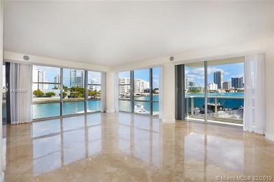 Miami Beach Condo For Sale: 900 Bay Dr #202