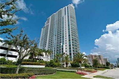 Hallandale Condo For Sale: 1945 S Ocean Dr #910