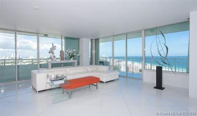 Miami Beach Condo For Sale: 400 S Pointe Dr #2310