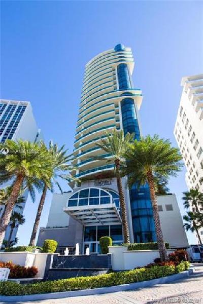Miami Beach Condo For Sale: 5025 Collins Ave #1806