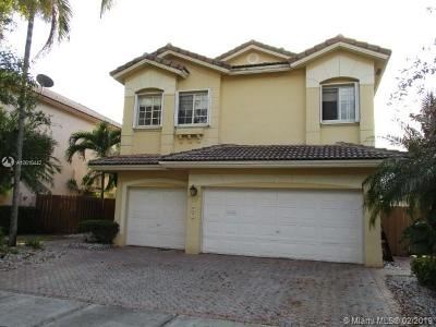 Doral Single Family Home For Sale: 7190 NW 109th Ct