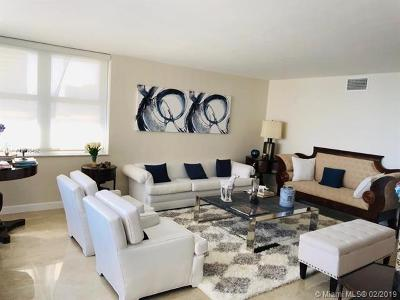 Hallandale Condo For Sale: 1920 S Ocean Dr #7B