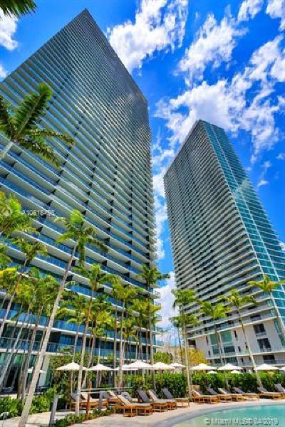 Miami Condo For Sale: 480 NE 31 St #4007