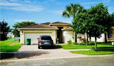 Miramar Single Family Home For Sale: 4574 SW 127th Ter