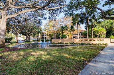 Miami Lakes Condo For Sale: 15539 N Miami Lakeway N #101-22