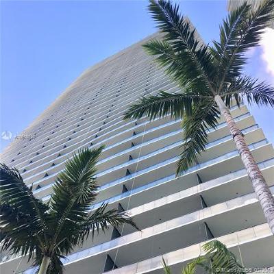 Gran Paraiso Rental For Rent: 480 NE 31 St #1406