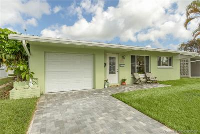 Tamarac Single Family Home For Sale: 4905 NW 57th St