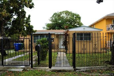 Single Family Home For Sale: 951 SW 8th Ct