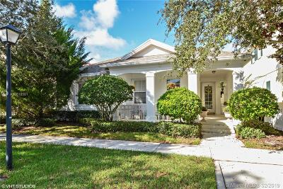 Palm Beach County Single Family Home For Sale: 116 Middlebury Dr