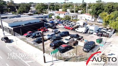 Commercial Lots & Land For Sale: 1111 NW 36th St