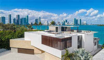 Miami FL Single Family Home For Sale: $18,500,000