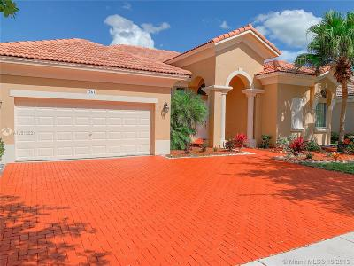 Broward County Single Family Home For Sale: 3261 SW 195th Ter