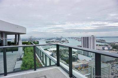 Miami Rental Pending Sale: 1600 NE 1 Ave #2117