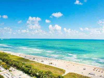 Miami Beach Condo For Sale: 2201 Collins Ave #1519