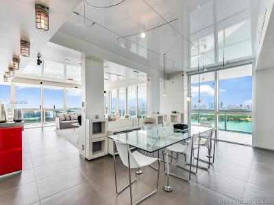 Miami Beach Condo For Sale: 450 Alton Rd #2901
