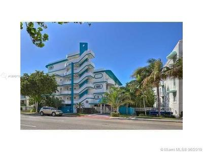 Surfside Condo For Sale: 9156 Collins Ave #105