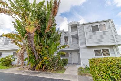 Oakland Park Condo For Sale: 3409 NW 44th Street #106