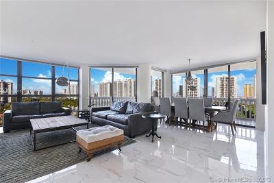 Aventura Condo For Sale: 1000 W Island Blvd #1404