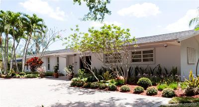 Palmetto Bay Single Family Home For Sale: 7390 SW 136th St