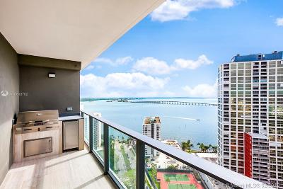 Echo Brickell, Echo Brickell Condo, Echo Condo Rental Leased: 1451 Brickell Ave #2604