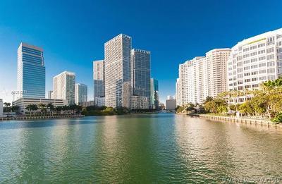 Miami Condo For Sale: 495 Brickell Ave #2308
