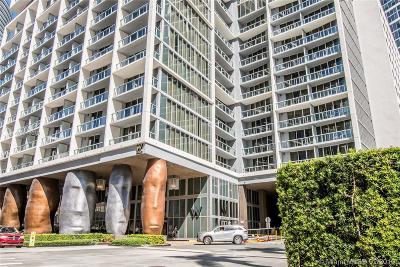 Miami Condo For Sale: 485 Brickell Ave #4306