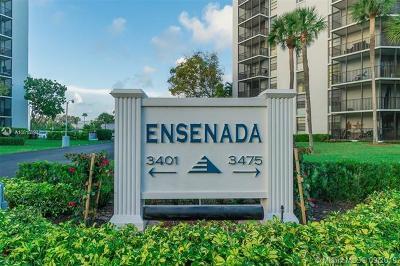 Aventura Condo For Sale: 3401 N Country Club Dr #EI118