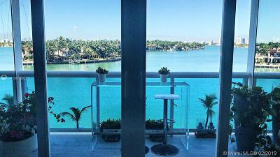 Miami Beach Condo Sold: 6770 Indian Creek Dr #5M