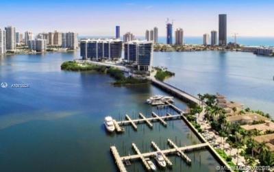 Aventura Condo For Sale: 5500 Island Estates Dr #1506