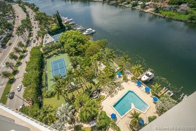 Miami Beach Condo For Sale: 5500 Collins Ave #1001