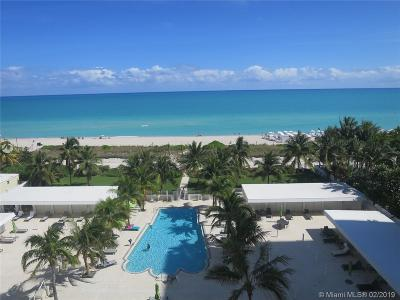 Miami Condo For Sale: 4925 Collins Ave #6D