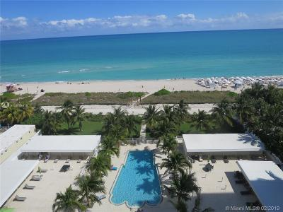 Miami Condo For Sale: 4925 Collins Ave #9D