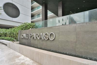 One Paraiso, One Paraiso Condo, One Paraiso Condominium Rental Leased: 3131 NE 7th Ave #3805