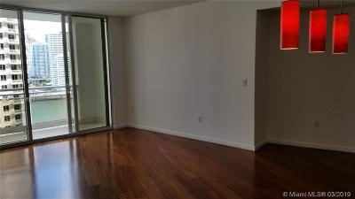 Rental Leased: 901 Brickell Key Blvd #1401