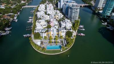 Miami Beach Condo For Sale: 6101 Aqua Ave #201